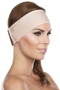 PU Klettverschluss Kompressions-Stirnband